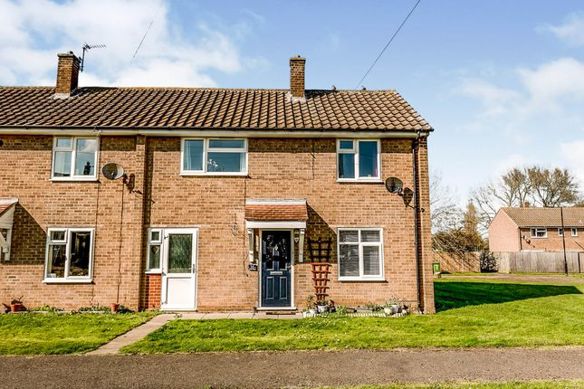 2 bed end terrace house for sale in Dukes Road, Old Dalby, Melton Mowbray LE14