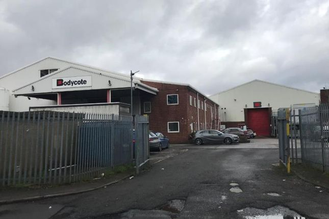 Thumbnail Industrial for sale in Bodycote Unit, Hamstead Industrial Estate, Austin Way, Birmingham