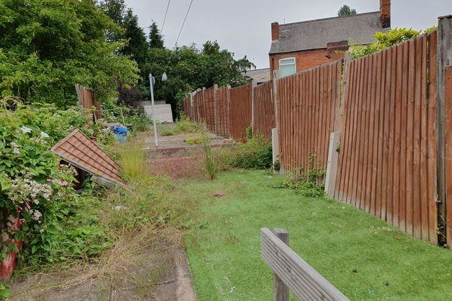 Garden of Bentley Lane, Walsall WS2