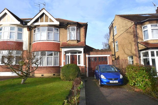 3 bed semi-detached house for sale in Green Moor Link, Winchmore Hill