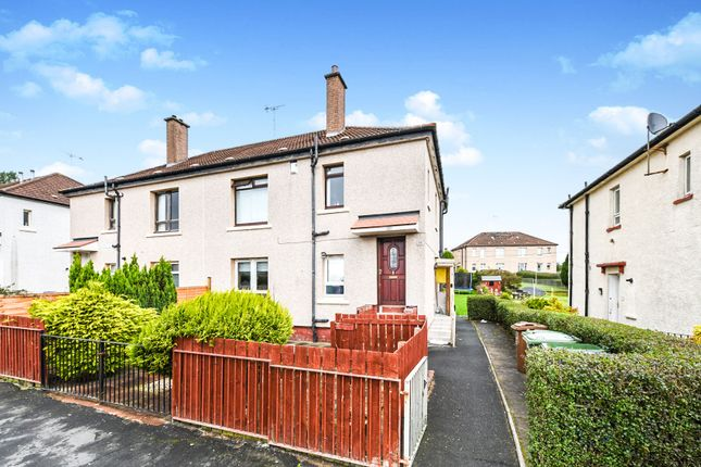Thumbnail Flat for sale in Burnbrae Street, Springburn, Glasgow