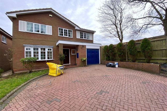 Thumbnail Detached house to rent in Harrisons Green, Birmingham
