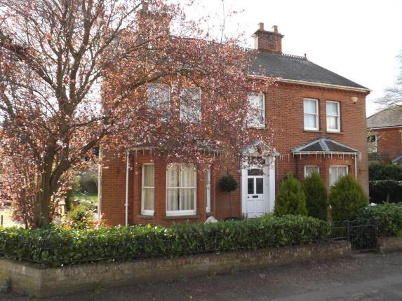 Thumbnail Detached house for sale in Stoke Ferry, Kings Lynn, Norfolk