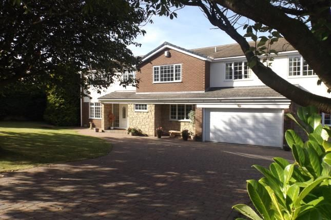 Thumbnail Detached house for sale in Wentworth Court, Darras Hall, Ponteland, Northumberland