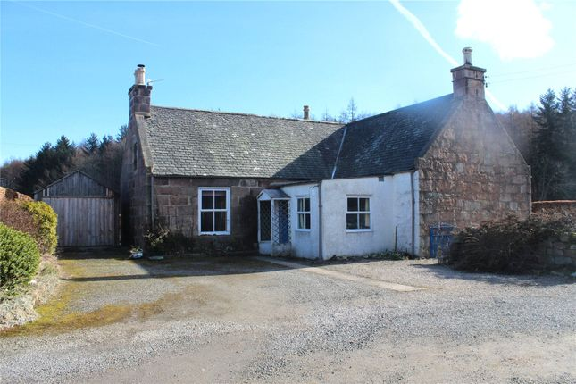 Thumbnail Detached house for sale in Meikle Tulloch Farmhouse, Durris, Banchory, Kincardineshire