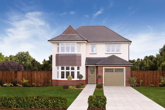 "Thumbnail Detached house for sale in ""Sherbourne"" at Heol Rufus, Radyr, Cardiff"