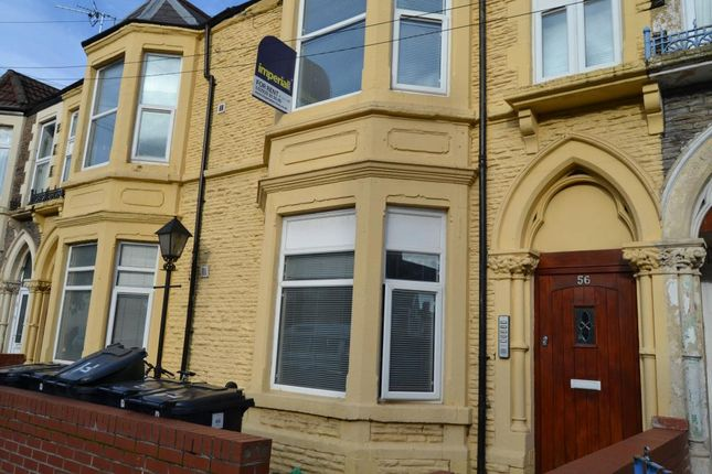 Shared accommodation to rent in 56, Colum Road, Cathays, Cardiff, South Wales