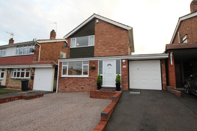 Thumbnail Detached house for sale in Silva Avenue, Kingswinford, West Midlands