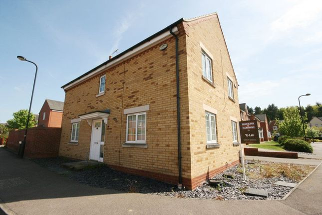 Thumbnail Property to rent in Hazel Copse, Grange Park, Northampton