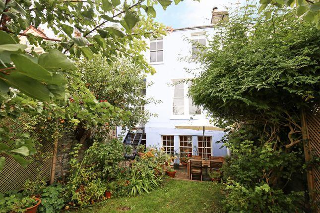 Thumbnail Terraced house for sale in Somerset Street, Kingsdown, Bristol