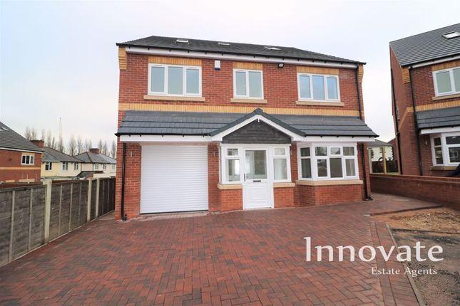 Thumbnail Detached house for sale in Basons Lane, Oldbury