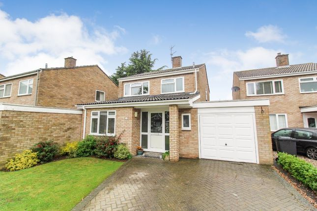 Thumbnail Link-detached house for sale in Ruffs Furze, Oakley, Bedford