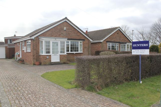 Thumbnail Detached bungalow for sale in Fleet Lane, Tockwith, 72D