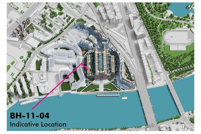 Thumbnail Flat for sale in Battersea Power Station, Nine Elms, London