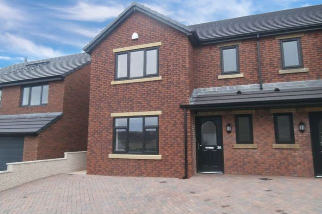 Thumbnail Semi-detached house for sale in Colliers Way, Whitehaven, Cumbria