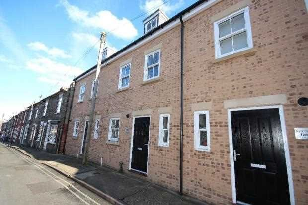 Thumbnail Mews house to rent in Halyard House, Peckham Street, Bury St. Edmunds