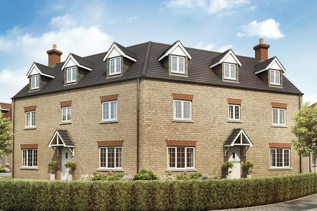"Thumbnail Detached house for sale in ""The Claydon"" at Whitelands Way, Bicester"