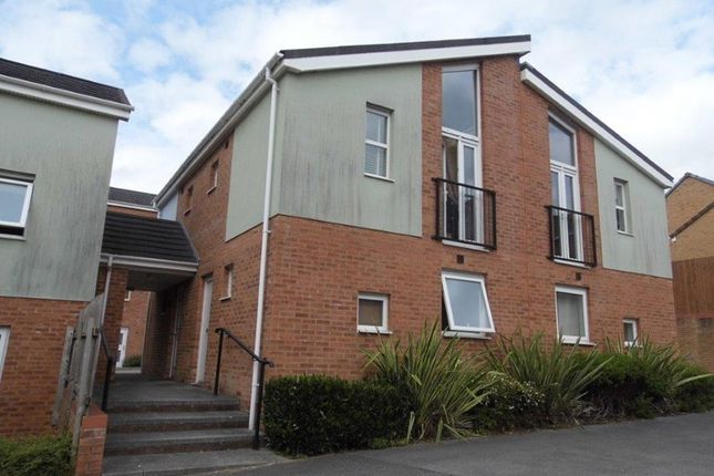 Thumbnail Maisonette for sale in Mill Meadow, North Cornelly, Bridgend, Mid Glamorgan