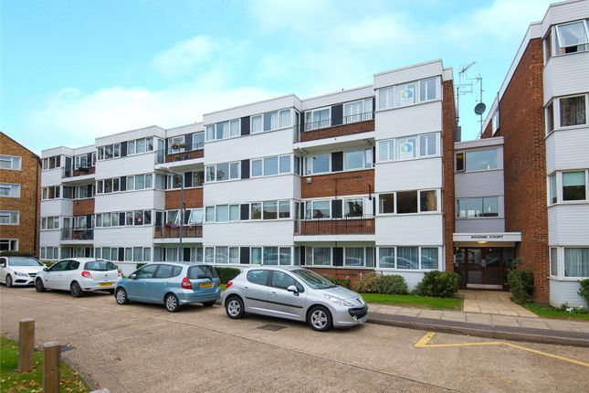 Thumbnail Flat for sale in Bourne Court, New Wanstead, London