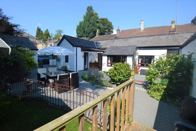 Thumbnail Detached bungalow for sale in Plymouth Road, Buckfastleigh, Devon