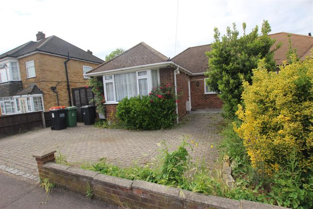 Thumbnail Semi-detached bungalow for sale in Leafields, Houghton Regis, Dunstable
