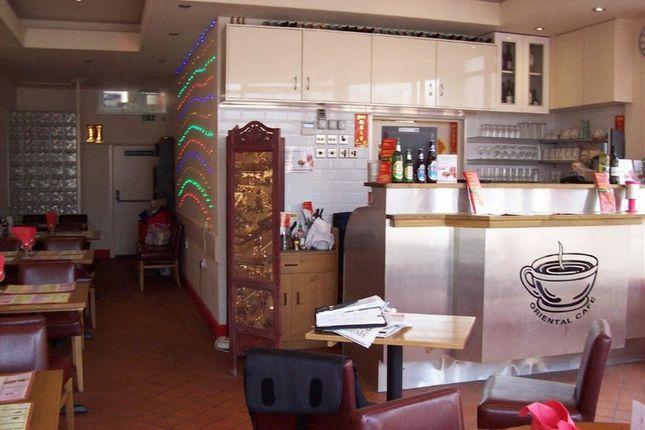 Thumbnail Restaurant/cafe for sale in East Barnet Road, New Barnet, Barnet
