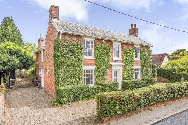 Thumbnail Detached house for sale in Boxted, Colchester, Essex