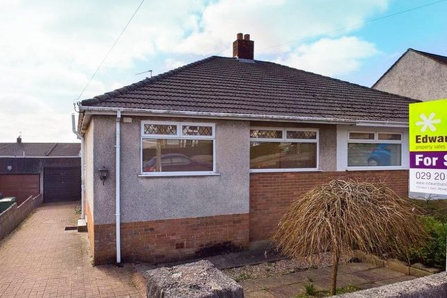 Thumbnail Bungalow for sale in Heol Uchaf, Rhiwbina, Cardiff