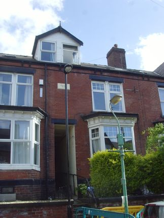 Thumbnail Terraced house to rent in Bowood Road, Sheffield