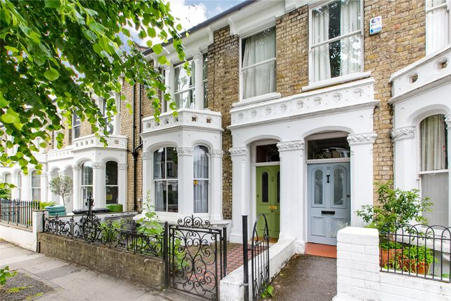 Thumbnail Terraced house for sale in Ellingham Road, London