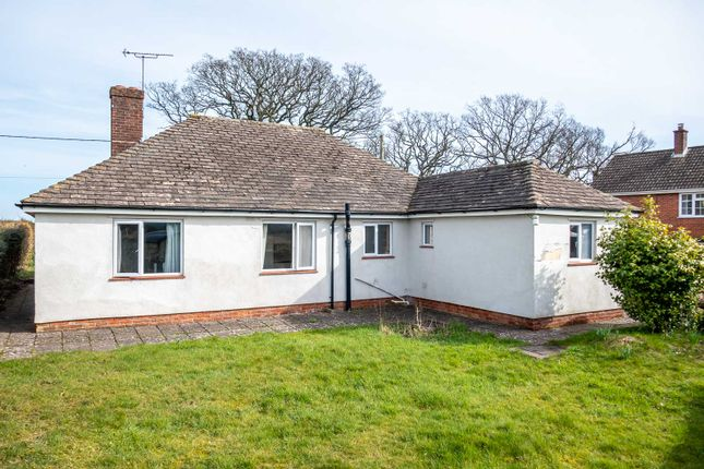 Thumbnail Detached bungalow for sale in Driffield Road, Lydney