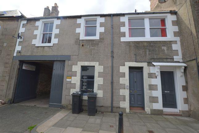 4 bed maisonette for sale in Church Street, Eyemouth, Berwickshire
