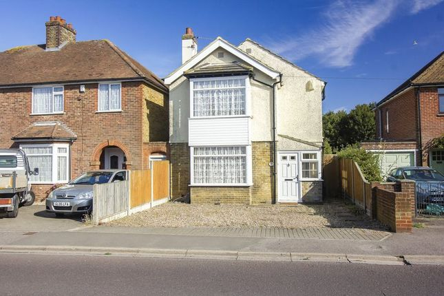 Thumbnail Detached house for sale in Dover Road, Sandwich