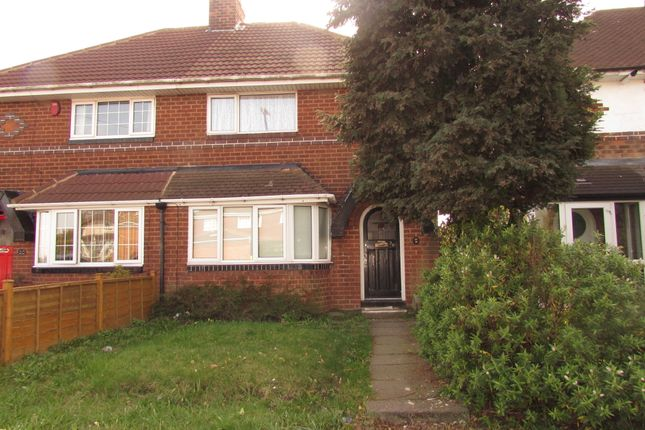 Thumbnail Semi-detached house for sale in Dyas Road, Great Barr Birmingham