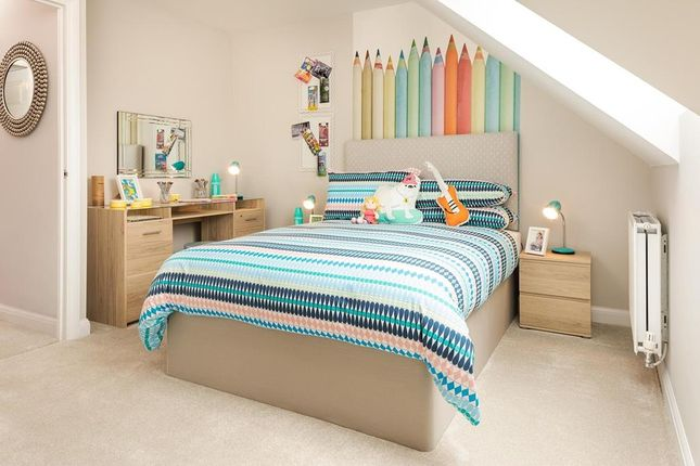 """Bedroom 2 of """"Rochester"""" at Willowherb Road, Emersons Green, Bristol BS16"""