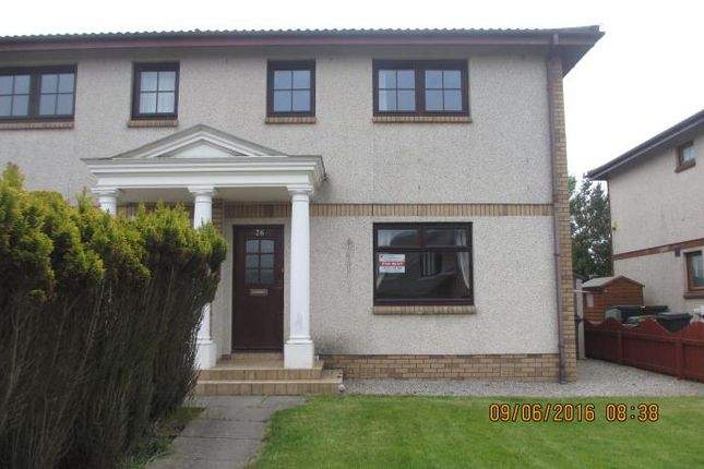 Thumbnail Maisonette to rent in Scylla Drive, Cove, Aberdeen