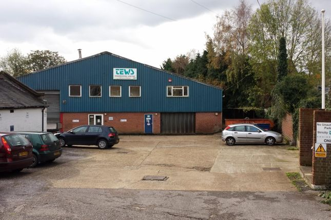 Thumbnail Industrial for sale in Lavant Street, Petersfield