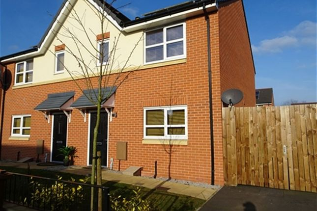 Thumbnail Property to rent in Woodpecker Road, Chorlton, Manchester