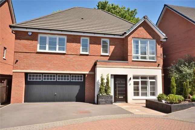 5 bed detached house for sale in Harvest Close, Garforth, Leeds LS25