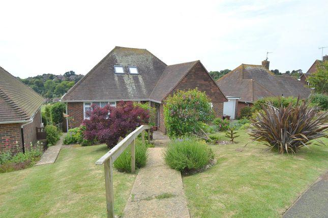 Thumbnail Detached house for sale in Michel Dene Road, East Dean, Eastbourne