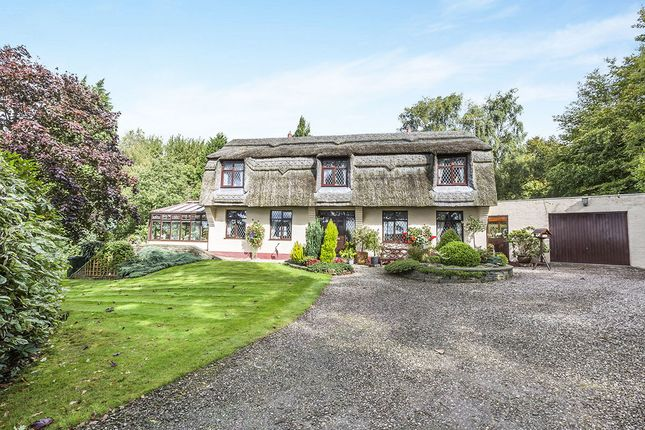 Thumbnail Detached house for sale in Parbold Hill, Parbold, Wigan