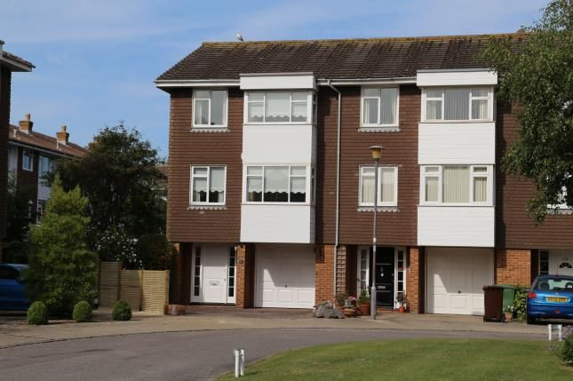 Thumbnail End terrace house for sale in Pembroke Park, Old Portsmouth, Hampshire