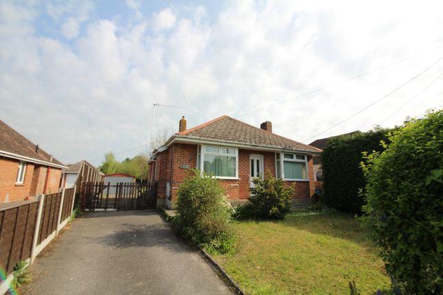 Thumbnail Detached bungalow for sale in Sandy Lane, Upton, Poole
