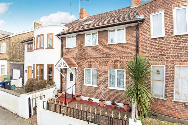 Thumbnail Terraced house for sale in Allison Road, Acton, London