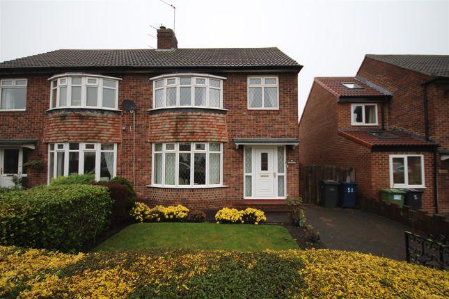 Thumbnail Semi-detached house for sale in Sunderland Road, East Boldon