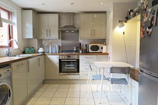 Kitchen. of Kenninghall Road, London E5