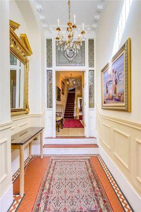Hallway of Cheniston Gardens, Kensington, London W8