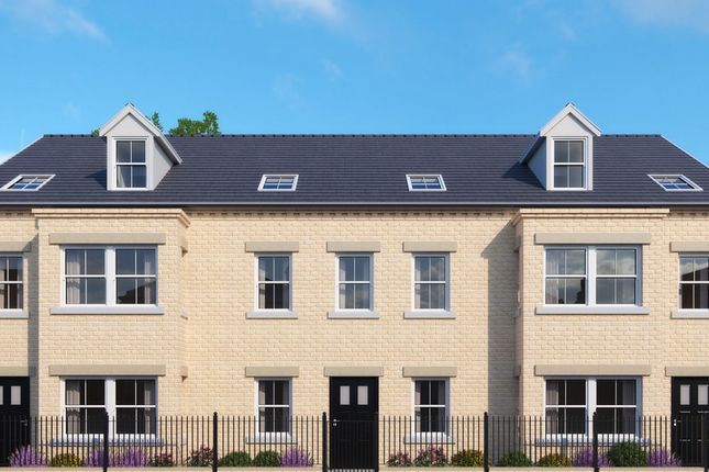 Thumbnail Flat for sale in Oundle Road, Peterborough