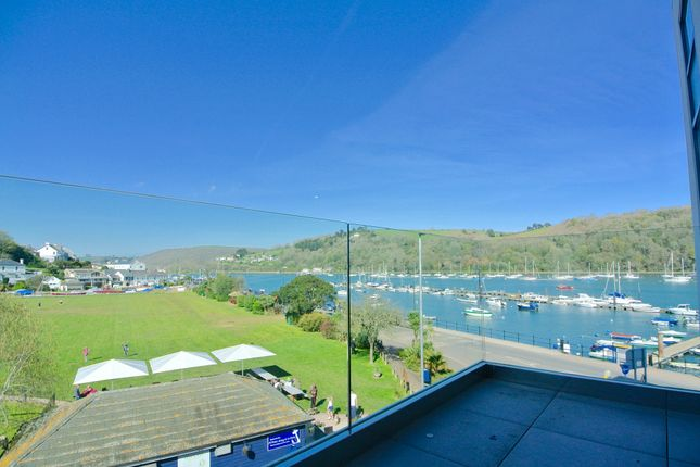 Thumbnail Flat for sale in Apartment 4, Sails, College Way, Dartmouth, Devon
