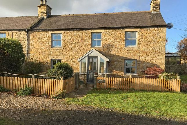 Thumbnail Semi-detached house for sale in Henshaw, Hexham